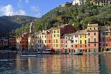 Riviera of Portofino, Italy Reproduction photographique par Kymri Wilt