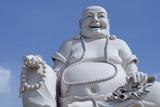 Big Happy Buddha Statue, My Tho, Vietnam Photographic Print by Cindy Miller Hopkins