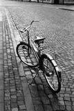 Bicycle Fotografie-Druck von Walter Bibikow