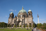 Berliner Dom, Berlin, Germany Photographic Print by Inger Hogstrom
