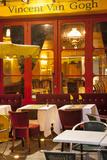 Vincent Van Gogh Restaurant, Cafe De Nuit, Arles Provence, France Fotografisk trykk av Brian Jannsen