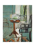 The Window, 1916 ジクレープリント : アンリ・マティス