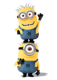 Despicable Me 2 - Minions Masterprint