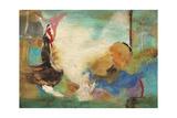 Seaside Rhythm 2 Kunstdrucke von Gabriela Villarreal