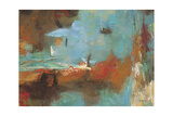 Seaside Rhythm 2 Lámina por Gabriela Villarreal