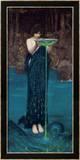 Circe Invidiosa, 1892 Kunst von John William Waterhouse