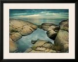 Edge of Time Impressão fotográfica emoldurada por Irene Suchocki
