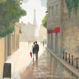 Paris Romance I Print by Marco Fabiano