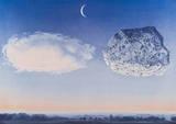 La Bataille de L'Argonne Affiche par Rene Magritte