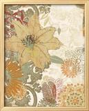 Folk Flower I