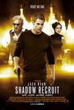 Jack Ryan Shadow Recruit - Double Sided Poster Billeder