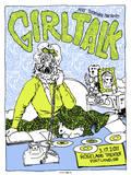 Girl Talk, Roseland Theater Samletrykk av  Powerhouse Factories