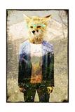 A Fantastic Mister Premium Giclee Print by  GI ArtLab