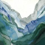 Emerald Quartz B Premium Giclée-tryk af  GI ArtLab