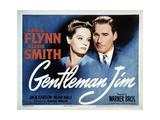 Gentleman Jim Plakater
