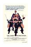 The Three Musketeers Kunstdrucke