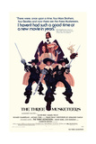 The Three Musketeers Print