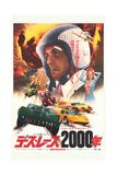 Death Race 2000 Plakat