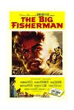 The Big Fisherman Poster