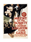 Mutiny on the Bounty Posters