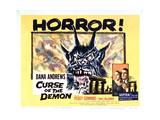 A Noite do Demônio Poster