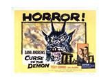 Curse of the Demon Posters