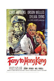 Ferry to Hong Kong Posters