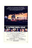 Capricorn One Plakater