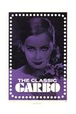 Greta Garbo Arte