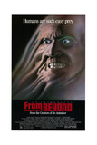 From Beyond - Terrore dall'ignoto Poster