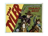 Idaho Red Art