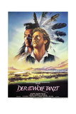 Dances with Wolves Print