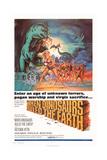 Quando i dinosauri si mordevano la coda Poster