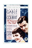 It Happened One Night Posters