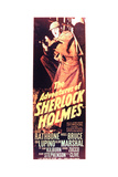 The Adventures of Sherlock Holmes Posters
