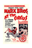 At the Circus Posters