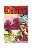 Dick Tracy Vs. Crime Inc. Posters