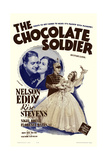 The Chocolate Soldier Pôsters