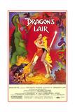 Dragon's Lair Prints