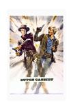 Butch Cassidy and the Sundance Kid Art