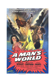 A Man's World Posters