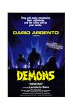 Demônios Poster