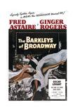 The Barkleys of Broadway Prints