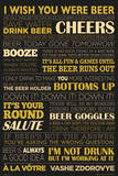 Beer - Life Posters