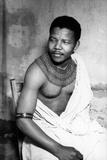 Nelson Mandela Photographie