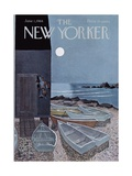 The New Yorker Cover - June 1, 1968 Premium Giclee Print by Charles E. Martin