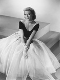 Grace Kelly, Rear Window, 1954 Stretched Canvas Print
