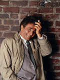 Peter Falk, Columbo, 1968 Reproduction photographique