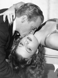 James Cagney, Ann Sheridan, Angels with Dirty Faces, 1938 Impressão fotográfica