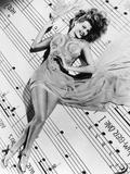 Cover Girl, Rita Hayworth, 1944 Impressão fotográfica